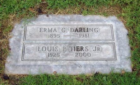 DARLING, ERMA G - Maricopa County, Arizona | ERMA G DARLING - Arizona Gravestone Photos