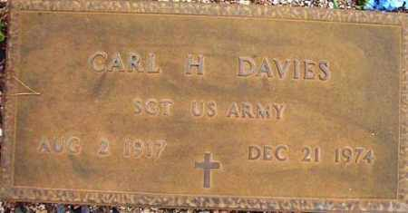 DAVIES, CARL H. - Maricopa County, Arizona | CARL H. DAVIES - Arizona Gravestone Photos