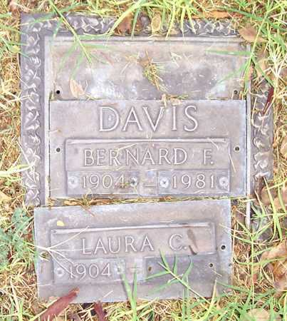 DAVIS, LAURA C. - Maricopa County, Arizona | LAURA C. DAVIS - Arizona Gravestone Photos
