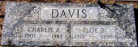 DAVIS, FLOY BERNICE - Maricopa County, Arizona | FLOY BERNICE DAVIS - Arizona Gravestone Photos