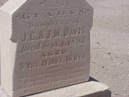 DAVIS, GLADYS - Maricopa County, Arizona | GLADYS DAVIS - Arizona Gravestone Photos