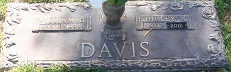 BAXTER DAVIS, SHIRLEY ANN - Maricopa County, Arizona | SHIRLEY ANN BAXTER DAVIS - Arizona Gravestone Photos
