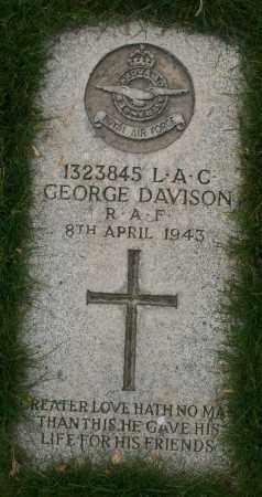 DAVISON, GEORGE - Maricopa County, Arizona   GEORGE DAVISON - Arizona Gravestone Photos