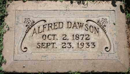 DAWSON, ALFRED - Maricopa County, Arizona | ALFRED DAWSON - Arizona Gravestone Photos