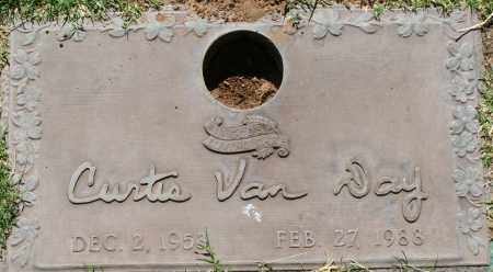 DAY, CURTIS VAN - Maricopa County, Arizona | CURTIS VAN DAY - Arizona Gravestone Photos
