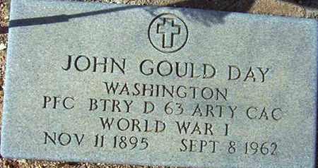 DAY, JOHN GOULD - Maricopa County, Arizona | JOHN GOULD DAY - Arizona Gravestone Photos