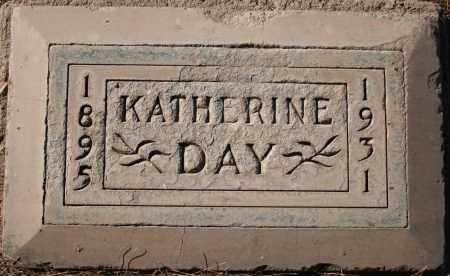 DAY, KATHERINE - Maricopa County, Arizona   KATHERINE DAY - Arizona Gravestone Photos