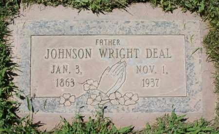 DEAL, JOHNSON WRIGHT - Maricopa County, Arizona | JOHNSON WRIGHT DEAL - Arizona Gravestone Photos