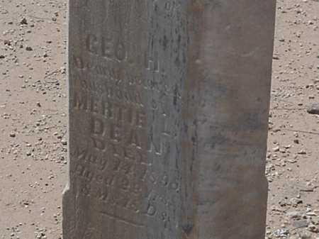 DEAN, GEORGE H - Maricopa County, Arizona | GEORGE H DEAN - Arizona Gravestone Photos