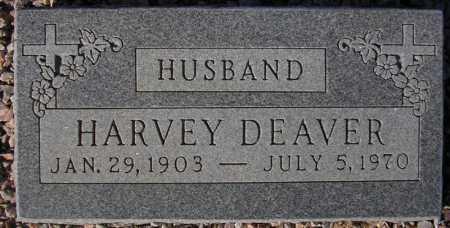 DEAVER, HARVEY - Maricopa County, Arizona | HARVEY DEAVER - Arizona Gravestone Photos
