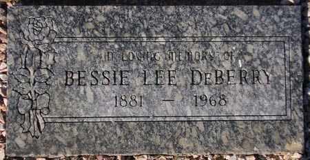 DEBERRY, BESSIE LEE - Maricopa County, Arizona | BESSIE LEE DEBERRY - Arizona Gravestone Photos