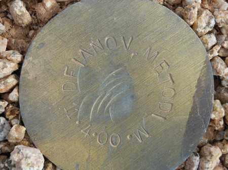 DEIANOV, METODI M. - Maricopa County, Arizona | METODI M. DEIANOV - Arizona Gravestone Photos
