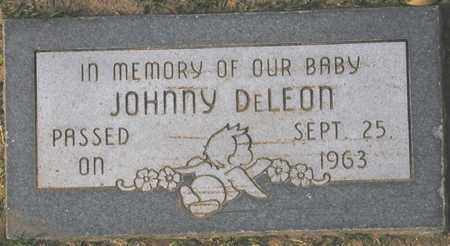 DELEON, JOHNNY - Maricopa County, Arizona | JOHNNY DELEON - Arizona Gravestone Photos