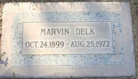 DELK, MARVIN - Maricopa County, Arizona | MARVIN DELK - Arizona Gravestone Photos