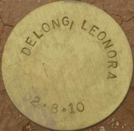 DELONG, LEONORA - Maricopa County, Arizona   LEONORA DELONG - Arizona Gravestone Photos