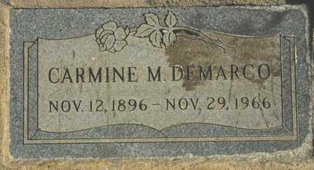 DEMARCO, CARMINE M. - Maricopa County, Arizona   CARMINE M. DEMARCO - Arizona Gravestone Photos