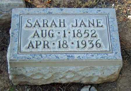PEARCE DEMUND, SARAH JANE - Maricopa County, Arizona | SARAH JANE PEARCE DEMUND - Arizona Gravestone Photos