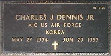 DENNIS, CHARLES J., JR. - Maricopa County, Arizona | CHARLES J., JR. DENNIS - Arizona Gravestone Photos