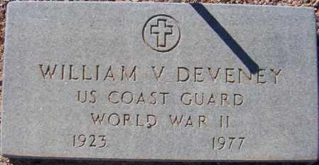 DEVENEY, WILLIAM V. - Maricopa County, Arizona | WILLIAM V. DEVENEY - Arizona Gravestone Photos