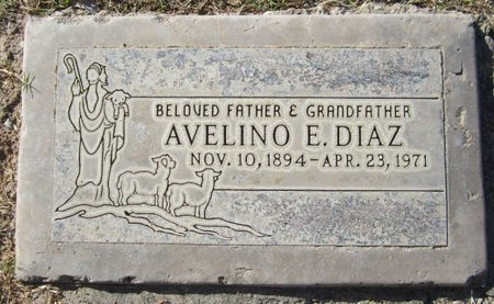 DIAZ, AVELINO E. - Maricopa County, Arizona   AVELINO E. DIAZ - Arizona Gravestone Photos