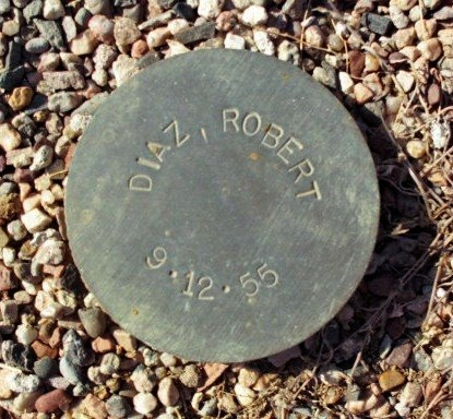 DIAZ, ROBERT - Maricopa County, Arizona | ROBERT DIAZ - Arizona Gravestone Photos