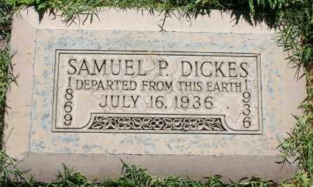 DICKES, SAMUEL PHILIP - Maricopa County, Arizona   SAMUEL PHILIP DICKES - Arizona Gravestone Photos