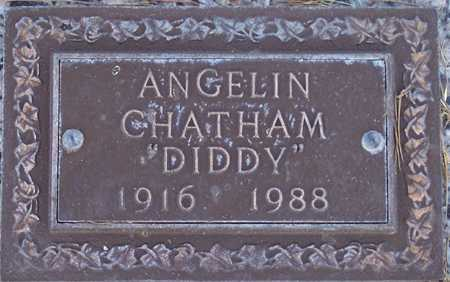 CHATHAM DIDDY, ANGELIN - Maricopa County, Arizona | ANGELIN CHATHAM DIDDY - Arizona Gravestone Photos