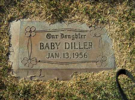 DILLER, INFANT FEMALE - Maricopa County, Arizona | INFANT FEMALE DILLER - Arizona Gravestone Photos