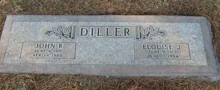 VOYLES DILLER, ELOUISE J. - Maricopa County, Arizona | ELOUISE J. VOYLES DILLER - Arizona Gravestone Photos