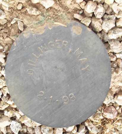 DILLINGER, MAY - Maricopa County, Arizona   MAY DILLINGER - Arizona Gravestone Photos