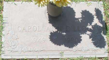 DILLON, CAROL ANN - Maricopa County, Arizona   CAROL ANN DILLON - Arizona Gravestone Photos