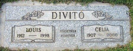 DIVITO, CELIA - Maricopa County, Arizona | CELIA DIVITO - Arizona Gravestone Photos