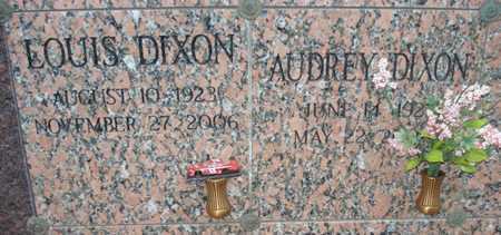 DIXON, AUDREY - Maricopa County, Arizona | AUDREY DIXON - Arizona Gravestone Photos