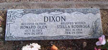 DIXON, STELLA (STANA) - Maricopa County, Arizona | STELLA (STANA) DIXON - Arizona Gravestone Photos