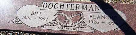 DOCHTERMAN, BLANCHE E. - Maricopa County, Arizona | BLANCHE E. DOCHTERMAN - Arizona Gravestone Photos