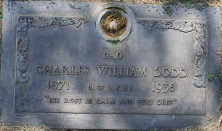 DODD, CHARLES WILLIAM - Maricopa County, Arizona   CHARLES WILLIAM DODD - Arizona Gravestone Photos