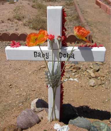 DOKA, BABY - Maricopa County, Arizona   BABY DOKA - Arizona Gravestone Photos