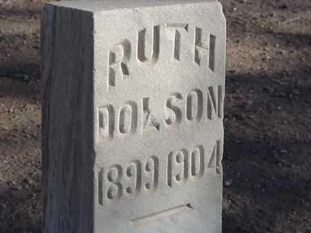 DOLSON, RUTH - Maricopa County, Arizona | RUTH DOLSON - Arizona Gravestone Photos
