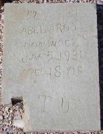 DOMINGEZ, ABELARDO - Maricopa County, Arizona | ABELARDO DOMINGEZ - Arizona Gravestone Photos