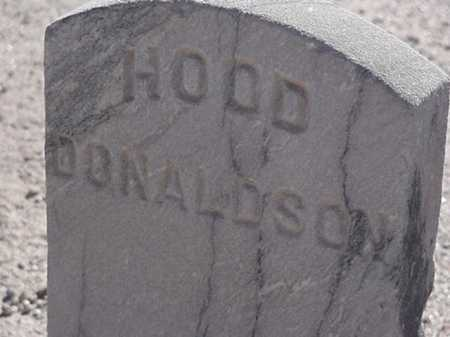 DONALDSON, HOOD - Maricopa County, Arizona | HOOD DONALDSON - Arizona Gravestone Photos