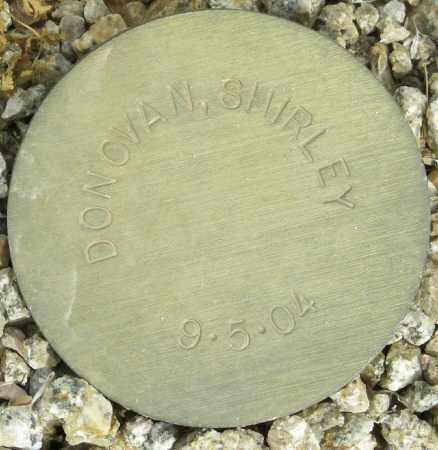DONOVAN, SHIRLEY - Maricopa County, Arizona | SHIRLEY DONOVAN - Arizona Gravestone Photos