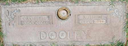 DOOLEY, ORVILLE L - Maricopa County, Arizona   ORVILLE L DOOLEY - Arizona Gravestone Photos