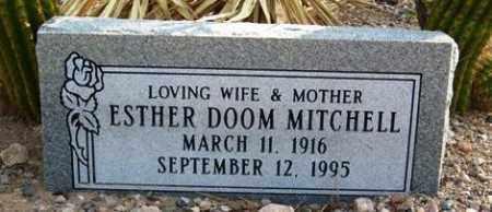 DECK  MITCHELL, ESTHER - Maricopa County, Arizona | ESTHER DECK  MITCHELL - Arizona Gravestone Photos