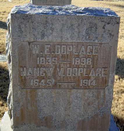 DOPLACE, NANCY VIOLA - Maricopa County, Arizona | NANCY VIOLA DOPLACE - Arizona Gravestone Photos