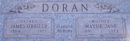DORAN, MAYSIE JANE - Maricopa County, Arizona | MAYSIE JANE DORAN - Arizona Gravestone Photos