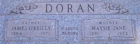 DORAN, MAYSIE JANE - Maricopa County, Arizona | MAYSIE JANE DORAN - Arizona Gravestone Photos