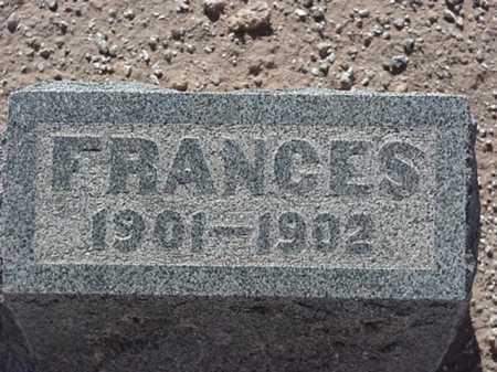 DORRIS, FRANCIS - Maricopa County, Arizona | FRANCIS DORRIS - Arizona Gravestone Photos