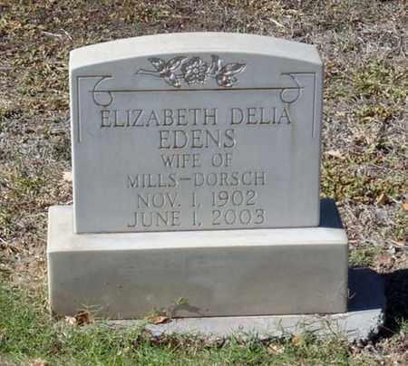 DORSCH, ELIZABETH DELIA - Maricopa County, Arizona | ELIZABETH DELIA DORSCH - Arizona Gravestone Photos