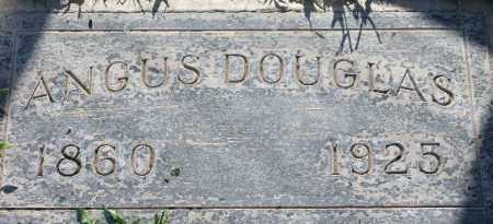 DOUGLAS, ANGUS - Maricopa County, Arizona | ANGUS DOUGLAS - Arizona Gravestone Photos