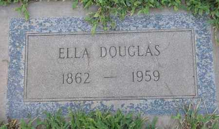 DOUGLAS, ELLA - Maricopa County, Arizona | ELLA DOUGLAS - Arizona Gravestone Photos